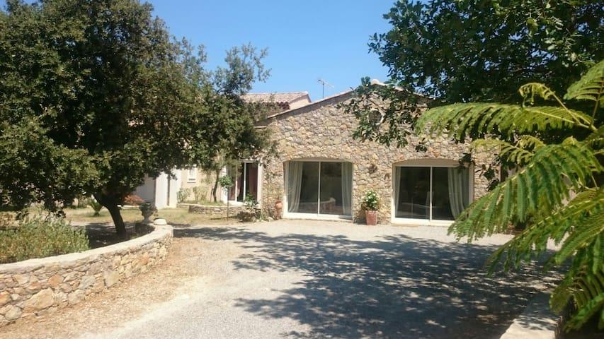 Bel Appartement dans Mas Provençal - Trans-en-Provence - Квартира