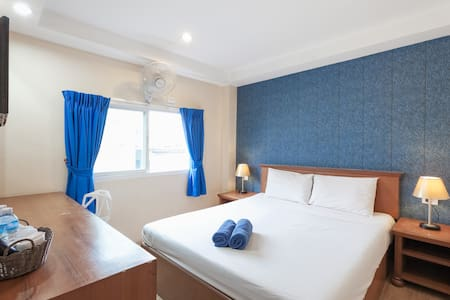 Standard room with Fan1 - Phuket