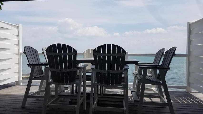 Put-in-Bay Waterfront Condo #106 - Put-in-Bay - 公寓