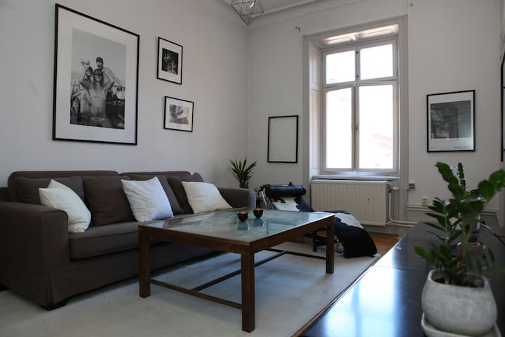 Two room apartment in the heart of Östermalm