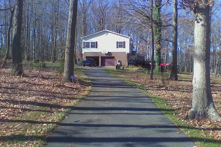 Relax in the woods (1person) - Elkton - House