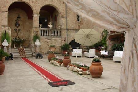 Location per Eventi Palazzo Baronale Tozzi - San Martino in Pensilis