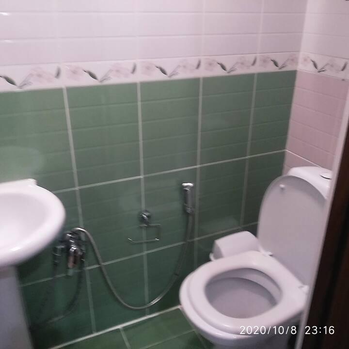 Квартира для ваших гостей в центре Бишкека