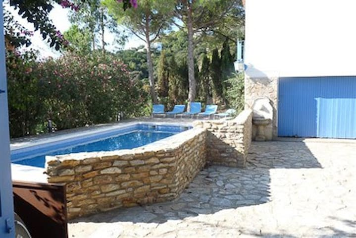 Renovated Villa With Private Pool - Sa Riera - Vila