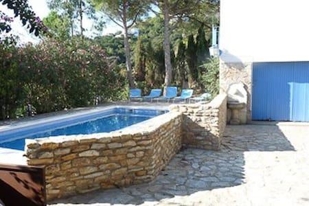 Renovated Villa With Private Pool - Sa Riera - 별장/타운하우스