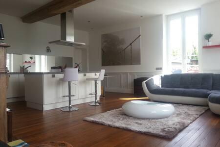 Appartement style loft-Paking privé - Orléans - Apartment