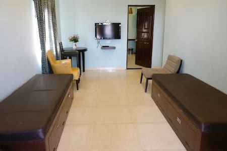 Luxurious 2 Bedroom Apartment Opposite Baga River - Baga
