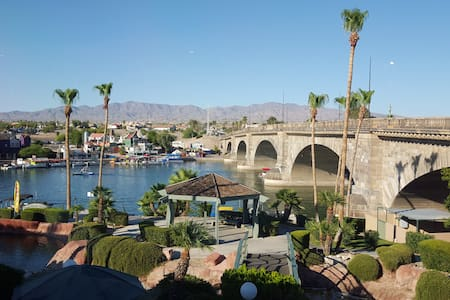 Brand New Island Lake House! - Lake Havasu City