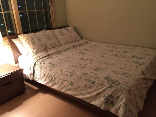 Cosy Double room in Jeju City - Jeju - Appartamento
