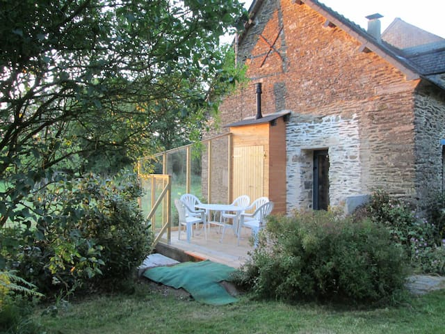 TYMEYN maison de caractère - Saint-Gelven - Haus