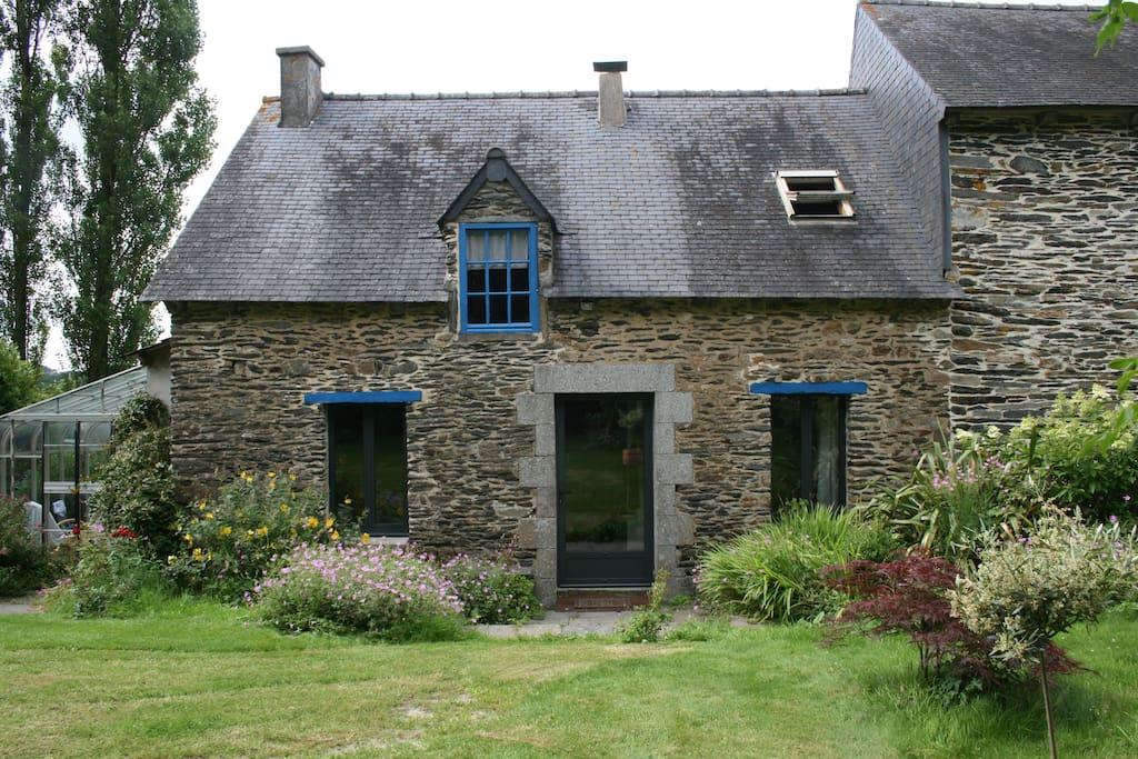 maison ancienne entièrement rénovée