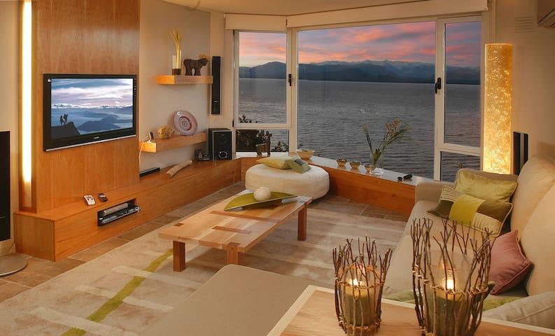 Luxury Retreat, Panoramic Views - San Carlos de Bariloche - Apartamento