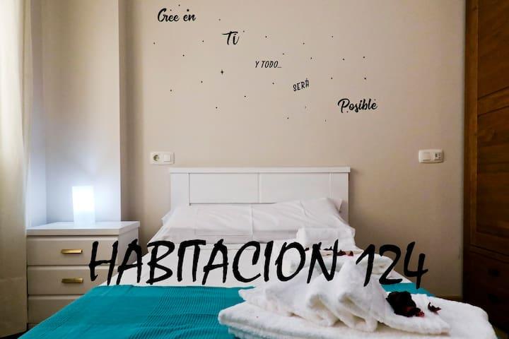 Habitaciones ALBERO 124