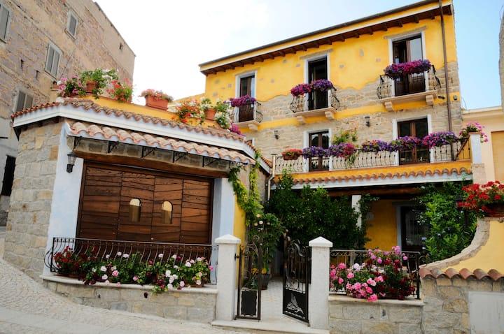 """B&B  """"Funtanedda"""" nel cuore della Sardegna"""