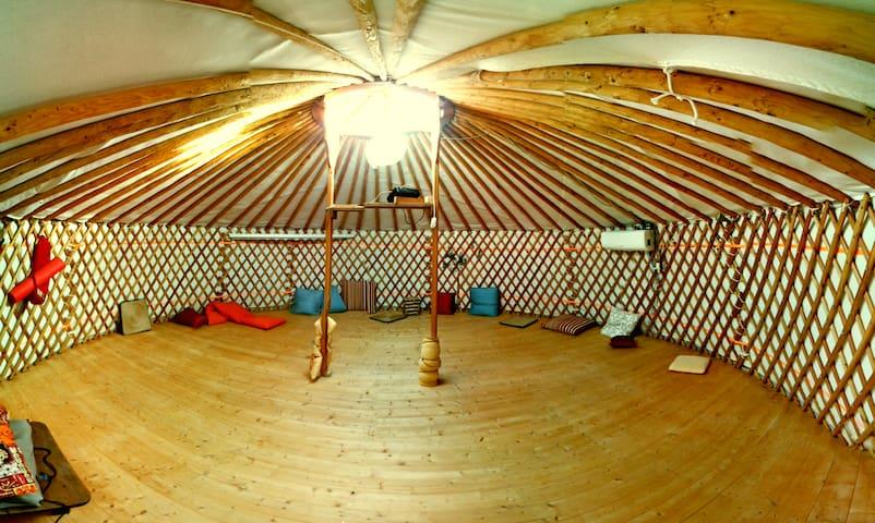 Beautiful Yurta - Cerveteri (Rm) - Yurt