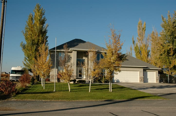 Private Basement with Full Kitchen - Kaysville - Huis
