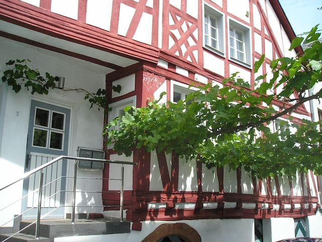 The Old Winery - Apartment 1 - Briedel - Huoneisto