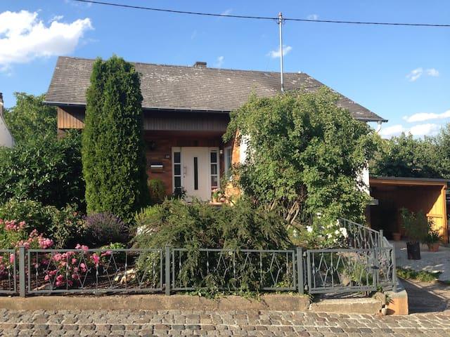 Ländliche Idylle im Hunsrück  - Birkheim - Casa