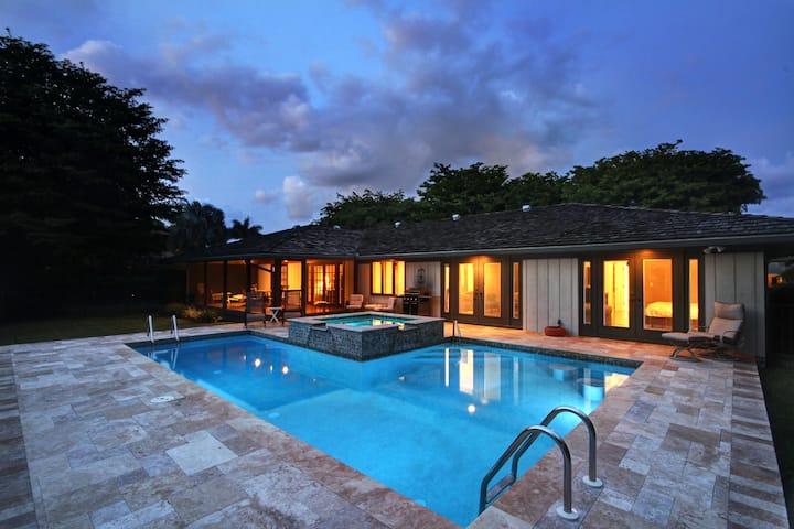 Million $ Pool/Spa Home near Beach