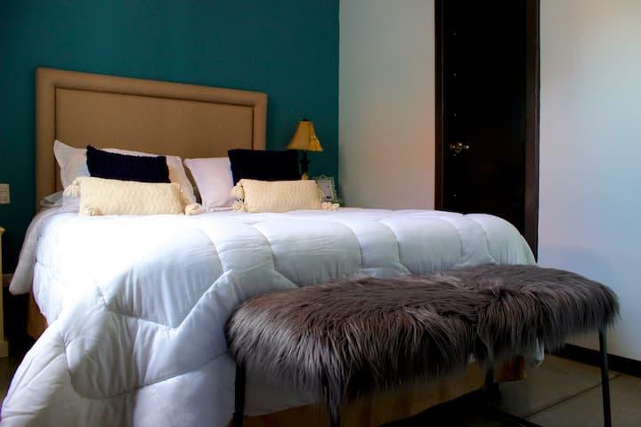 Acogedor apartamento en 4 Grados Norte