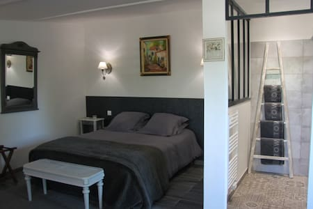Chambres d'hôte très cocooning - Saint-Pair-sur-Mer