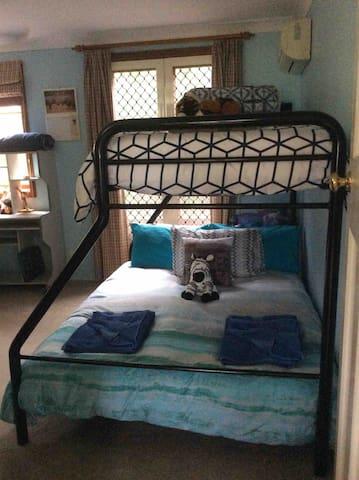 Second bedroom entrance.