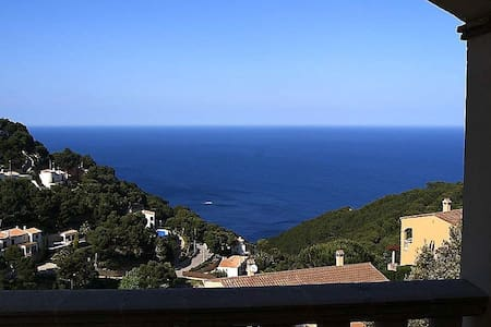 Catalan Villa on the Med: Pool, Jacuzzi, Views