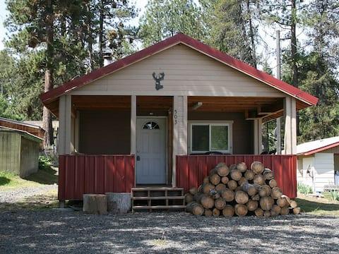 Cascade Cabin Mountain Retreat