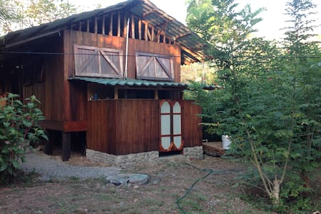 Private Romantic Rustic Cabinas - Close to Whales - Uvita - Cabin