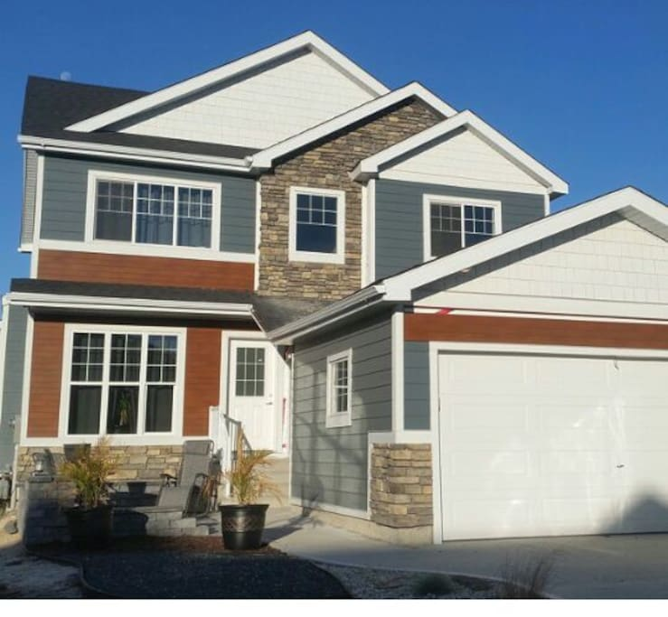 Homes For Rent 4 Bedroom: NEW 4 Bedroom Large House With 2 Queens And 3 Dbls