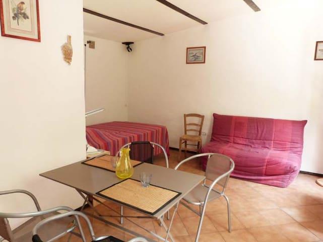 Mini villa a Moriani Plage - San-Nicolao - บ้าน