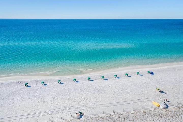 Emerald Waters & Sugar White Sand! - Fort Walton Beach - Apartment