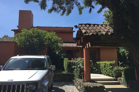 Casa en Club de Golf Malinalco - Ciudad López Mateos