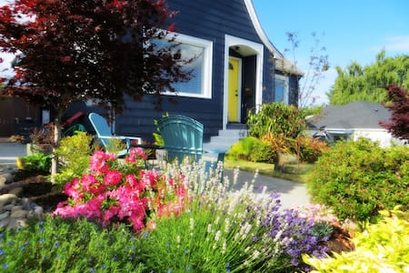 Spacious, charming, walk to ferry - Bremerton - Hus