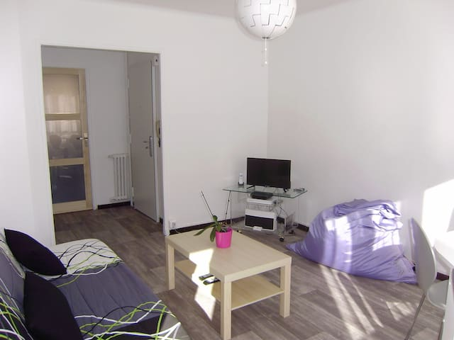 City center Aix Renovated Apartment - 6 people - Aix-en-Provence - Apto. en complejo residencial