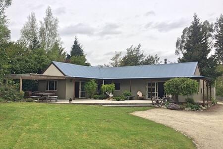 Trout Cottage - Lake Hawea - Huis