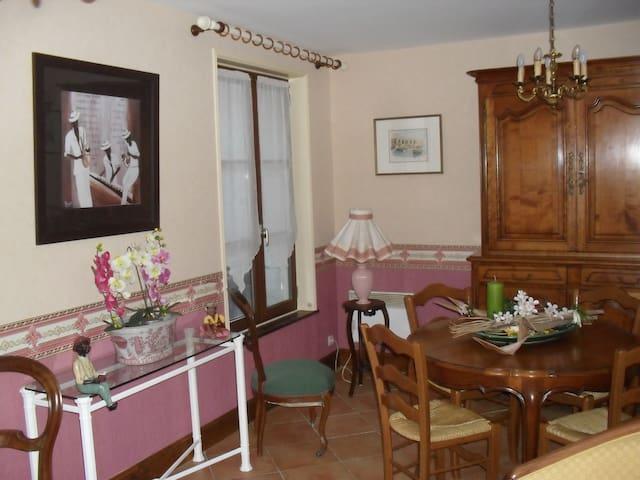 Le Chandelier Gîte 2 /4 personnes - Pontlevoy - Appartement
