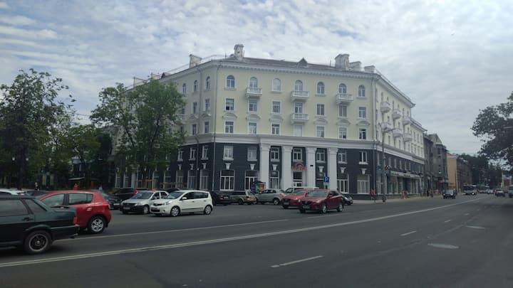 Nolen apartments