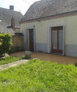 Gîte du donjon - Paudy - Haus