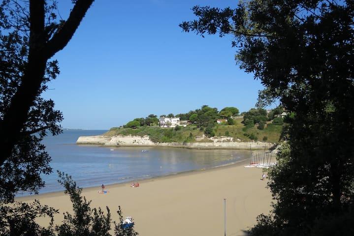 Maison à 200m de la plage
