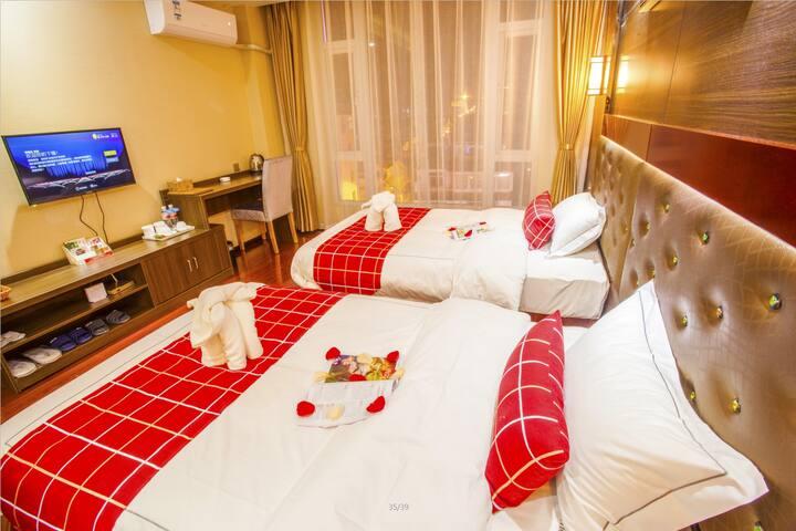 豪华观景套房 - Lijiang