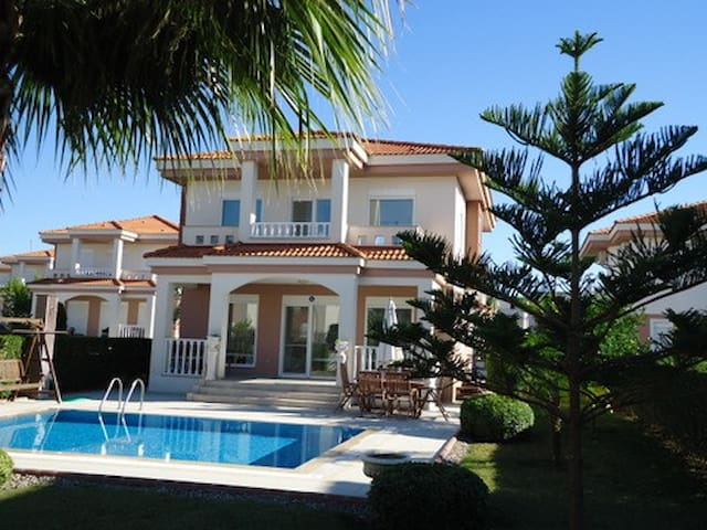 Luxury 3 Bedroom Villa with pool - Çolaklı Belediyesi - Huis