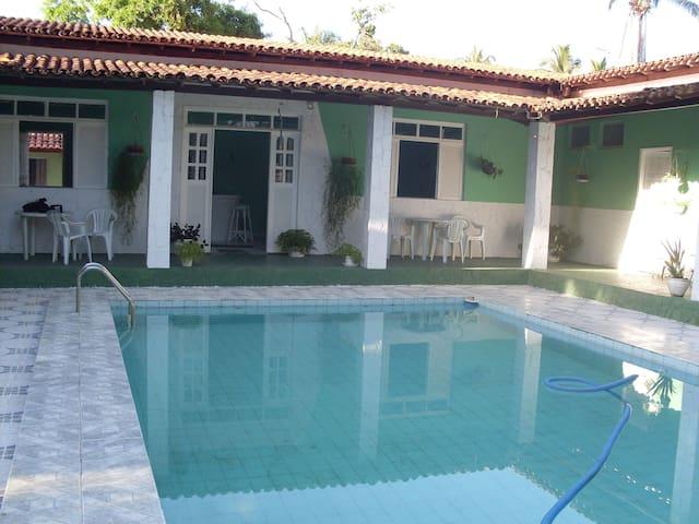 Casa ilha carnaval ou 10 dias piscina 5 q. 3 suite
