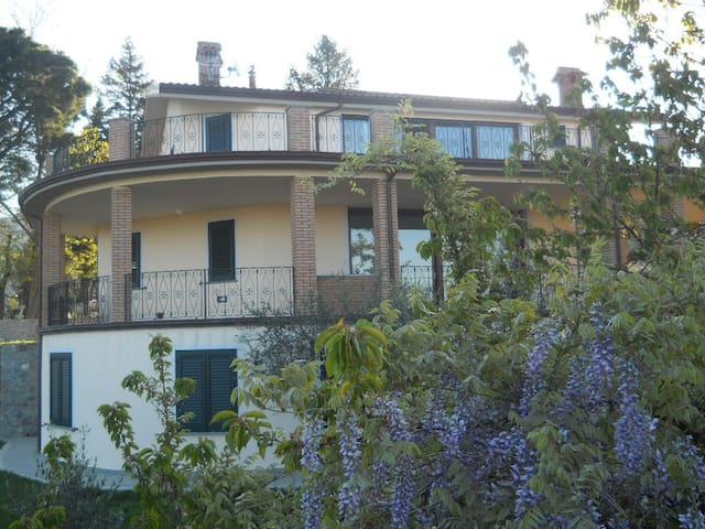 Northern Tuscany (Liguria border) - Caprigliola - Appartement