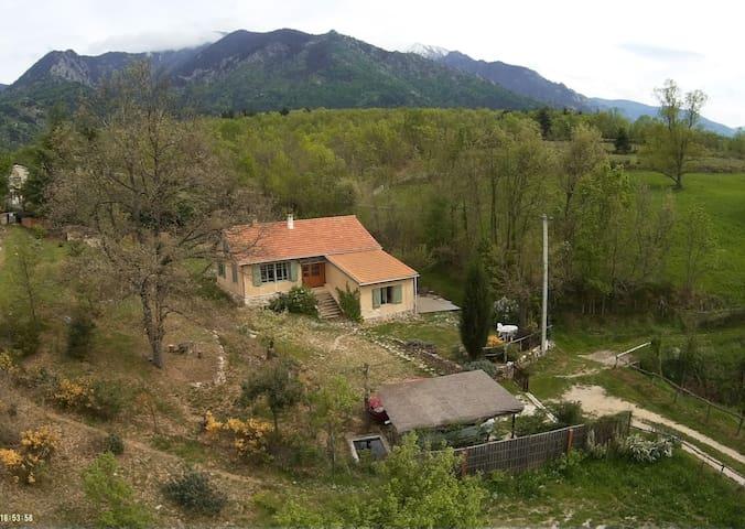 Chambre d'hôtes au pied du Canigou - Fillols - House