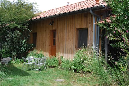 House in Organic Farm - Saint-Jean-de-Marsacq - Casa