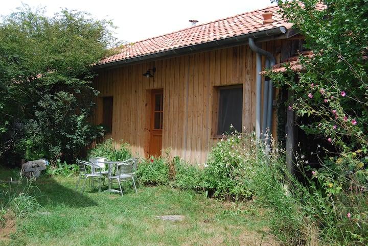 House in Organic Farm