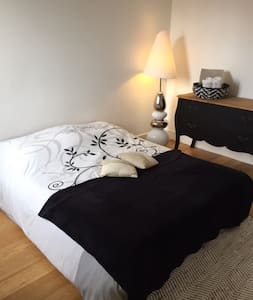 Chambre cosy proche du centre ville - Lorient