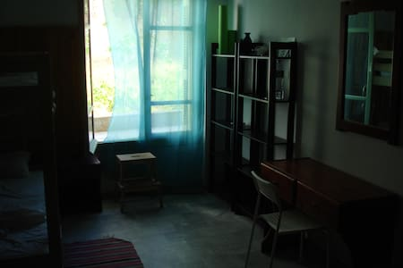 Private room for summer backpackers - Rethymno - Wohnung