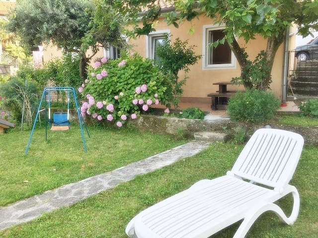 House for 4 persons with WLAN in Opatija R77660